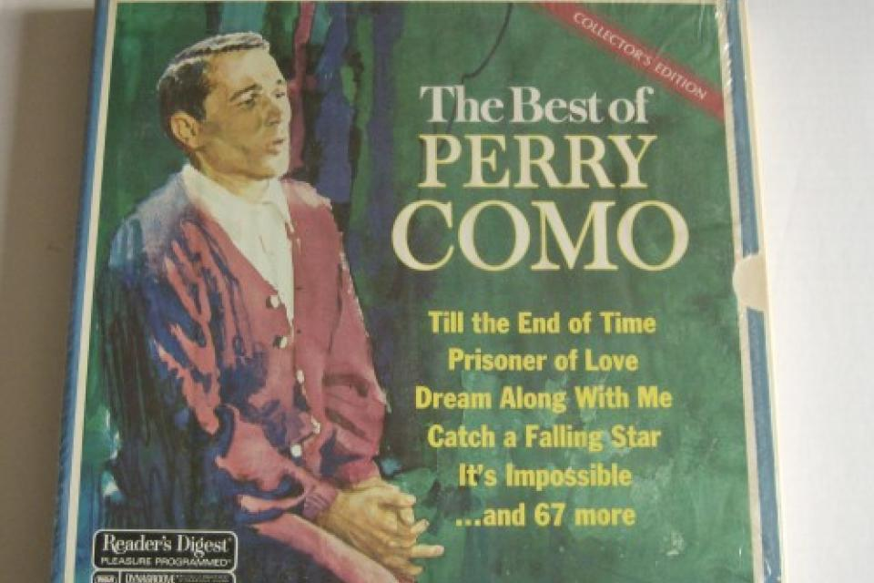 Perry Como, The Best Of Perry Como Large Photo