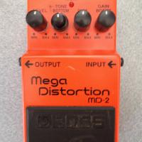 BOSS MD-2 Mega Distortion Photo