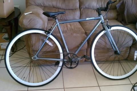 Grey Kromica Fixie Photo