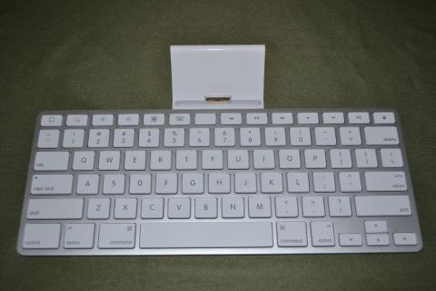 Apple Ipad Docking Keyboard Photo