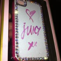 Juicy Couture Iphone 4 Case Photo