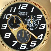Geneva Platinum Mens Sport Watch  Photo