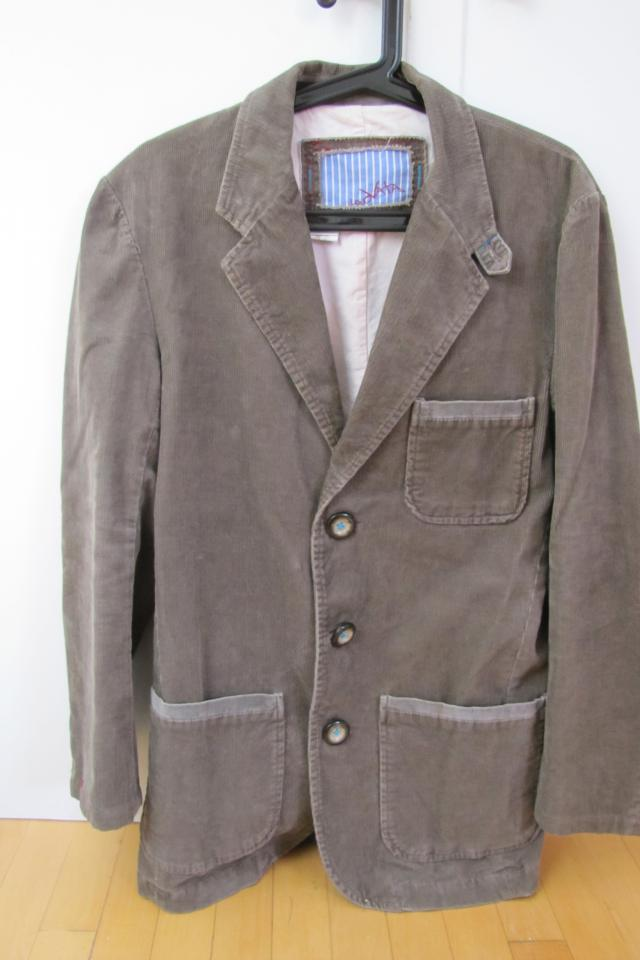 Men's Trovata corduroy sports jacket, size medium Photo