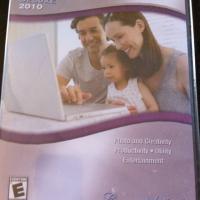 Platinum Software Suite Deluxe 2010 PC Treasures 19122 windows 7 - windows Me Photo
