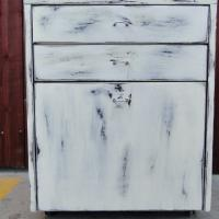 3 drawer wheeled cabinet Photo