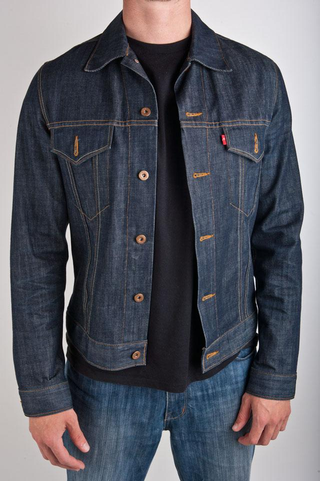 Levi's Denim Jacket Large Photo