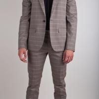 Marc by Marc Jacobs Plaid Suit Photo