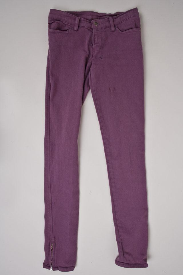 Ksubi Purple Jeans Large Photo