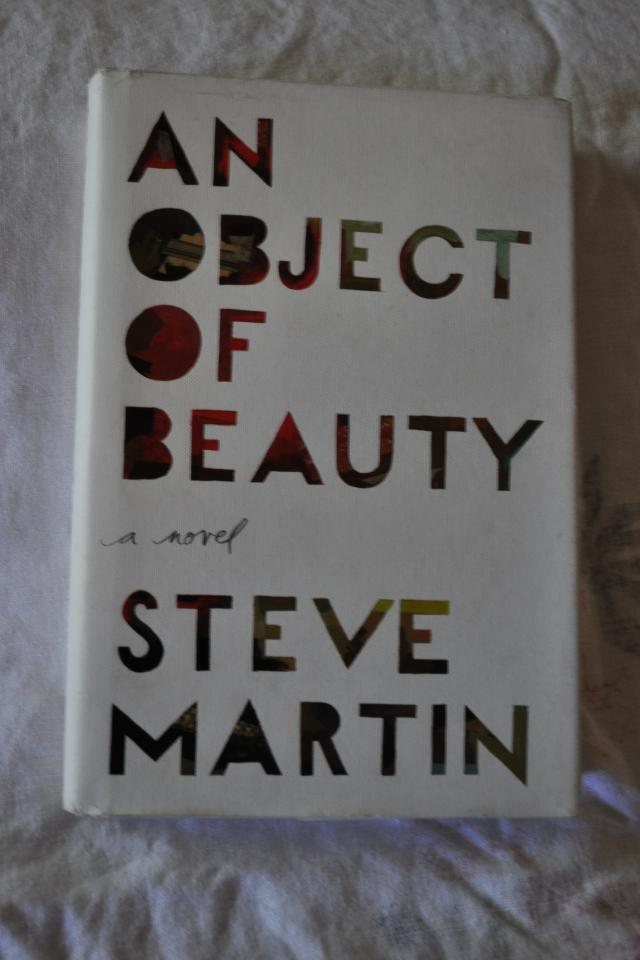 An Object Of Beauty A Novel FIRST EDITION Large Photo