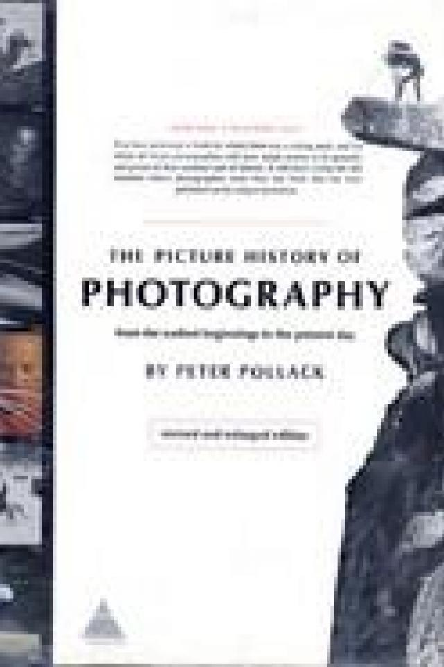 The Picture History of Photography by Peter Pollack 1969 Large Photo