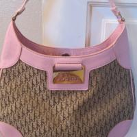 Christian Dior  Hobo Handbag 100% Authentic Photo