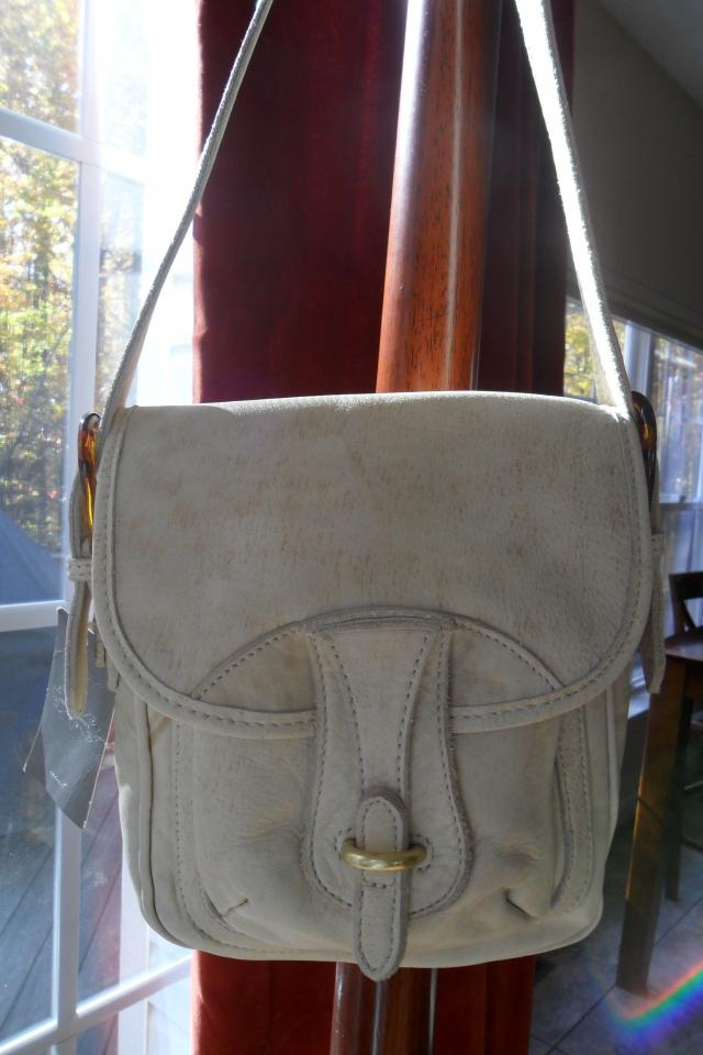 Anthropologie Leather Satchel-NWOT Photo