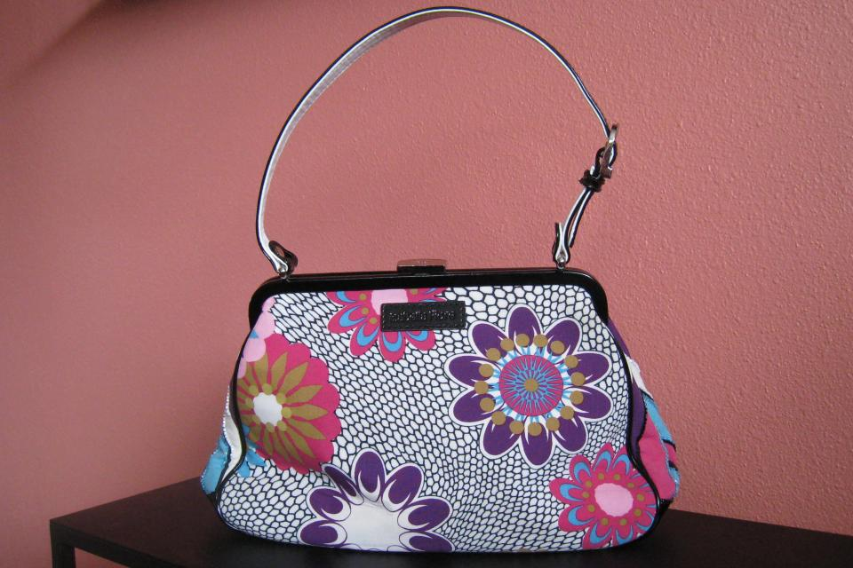 Isabella Fiore Purse Large Photo