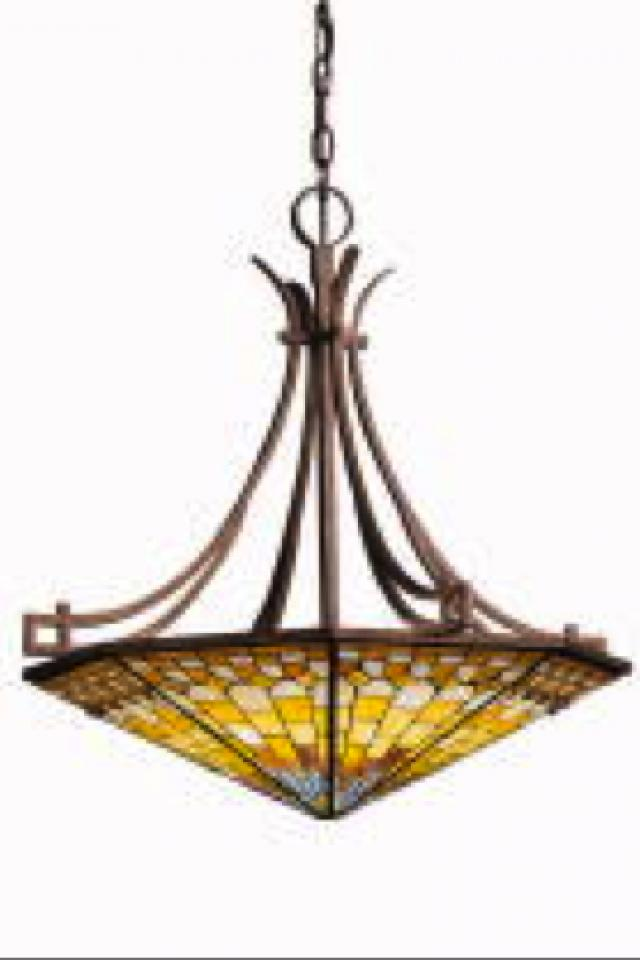 Tiffany Pendant Lamp Photo