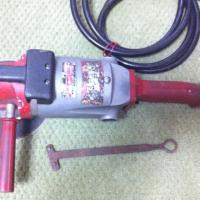 "Milwaukee 7"" Sander Grinder Model No 6084 Welding tool Photo"
