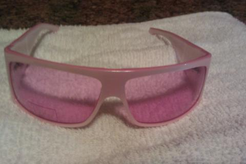 HOTT!! PINK SEXY CHRISTIAN DIOR WOMEN'S ULTRA DESIGNER SUNGLASSES!! Photo