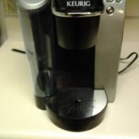One cup coffee maker Photo