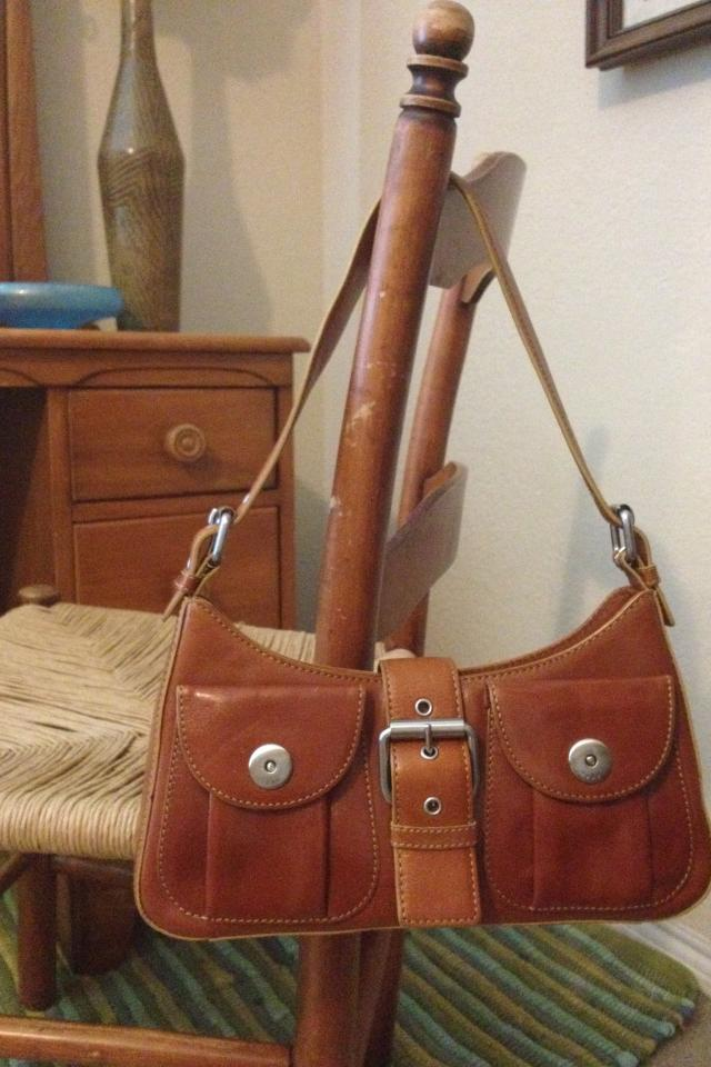 Hype Leather Bag Never Used!!! Large Photo