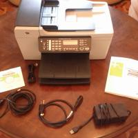 HP Officejet 5610 All-in-One Printer Photo