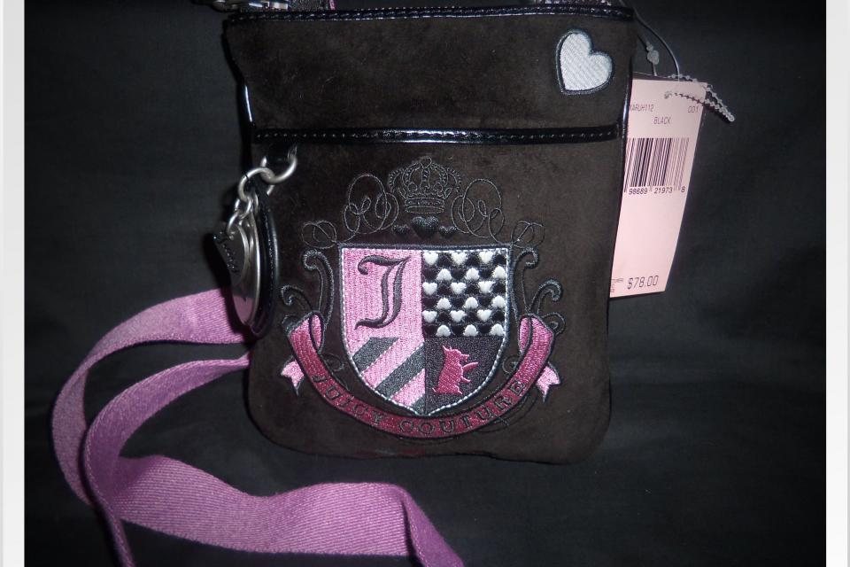 Authentic Juicy Couture Crossbody  Large Photo