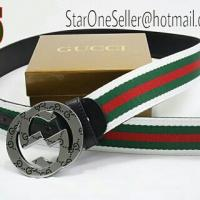~ Gucci, Hermes, and Louis Vuitton Designer Belts ~ ( All Sizes) Photo