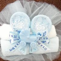 Baby Shower Corsage Photo