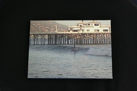 Malibu Pier Photo