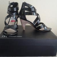 INC Strappy Mid-heel Sandal Photo