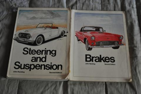 Brakes, Steering and Suspension Automotive Set  (2nd Edition) Photo