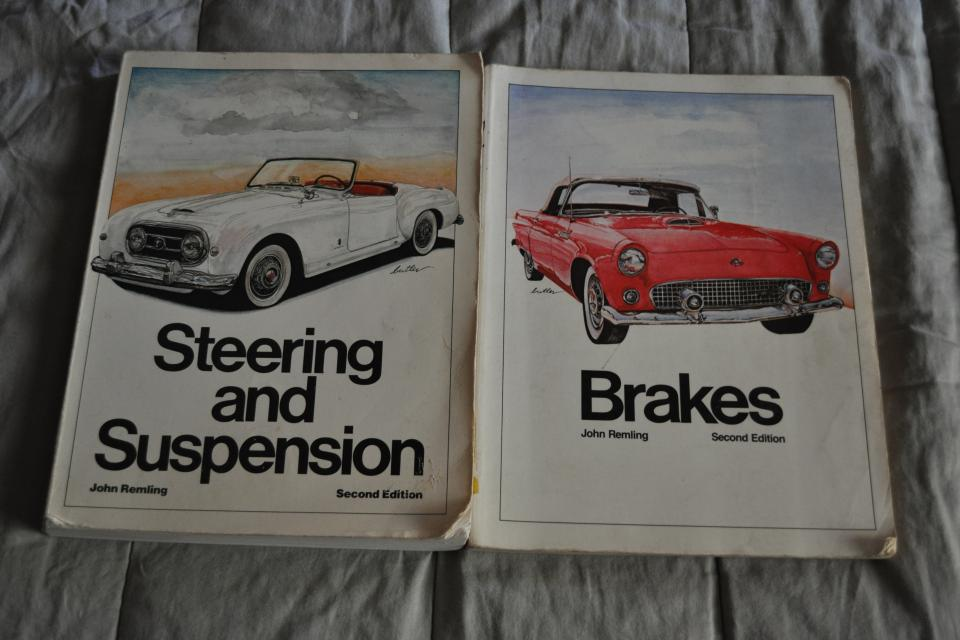 Brakes, Steering and Suspension Automotive Set  (2nd Edition) Large Photo