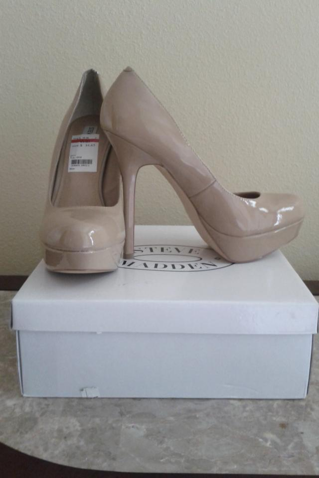 Steve Madden Blush Pumps Large Photo