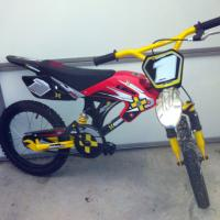 Like New Boys Bike-Motorcross style  Photo