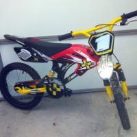 Like New Boys Bike-Motorcross style  Photo