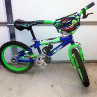 Boys Hot Wheels Bike  Photo