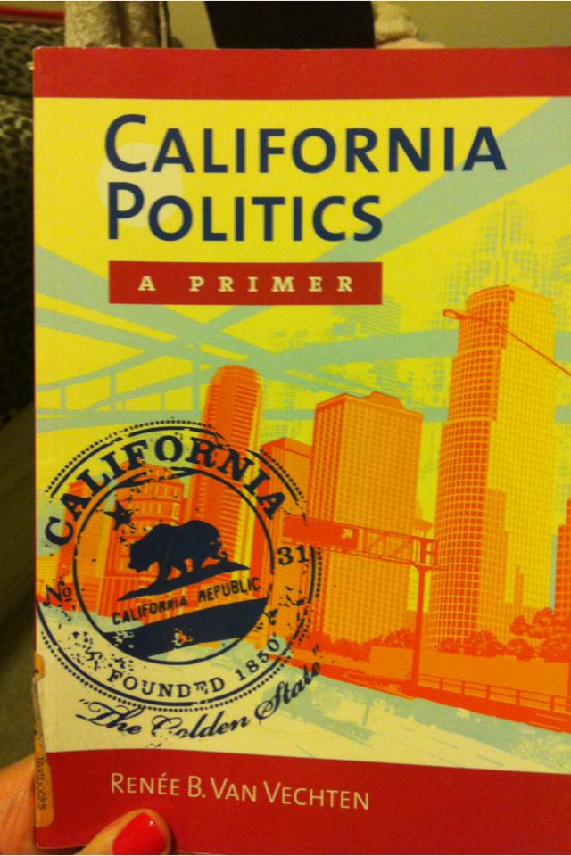 California Politics Photo