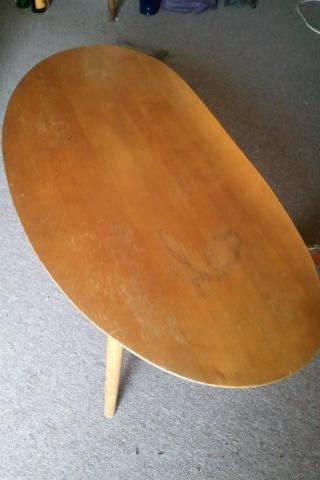 Conant Ball Table Photo