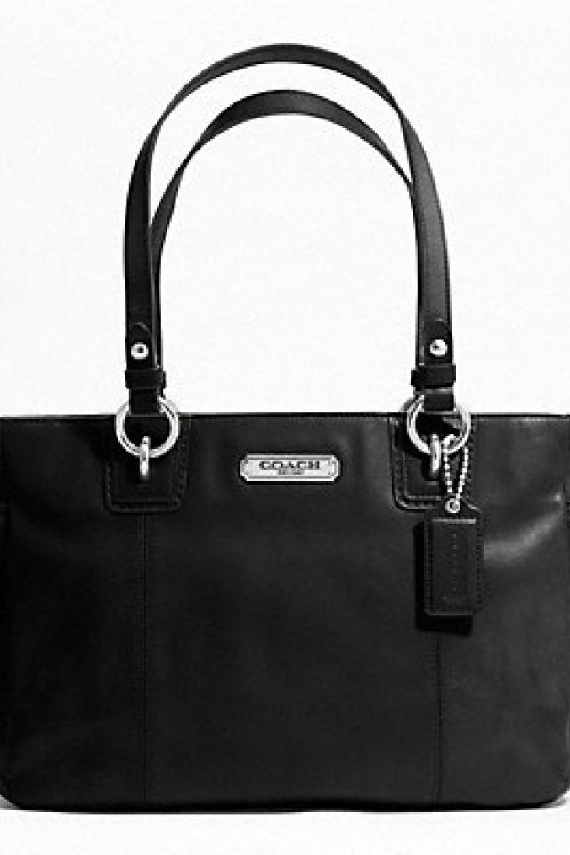 Coach Gallery Leather