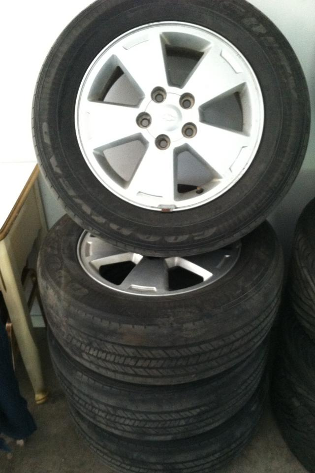 Goodyear Monte Carlo tires. P225/60R16 Photo