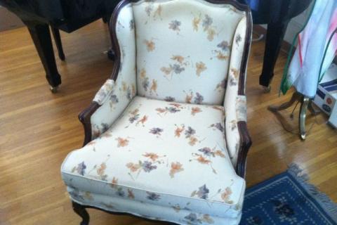 Henredon Chair Photo