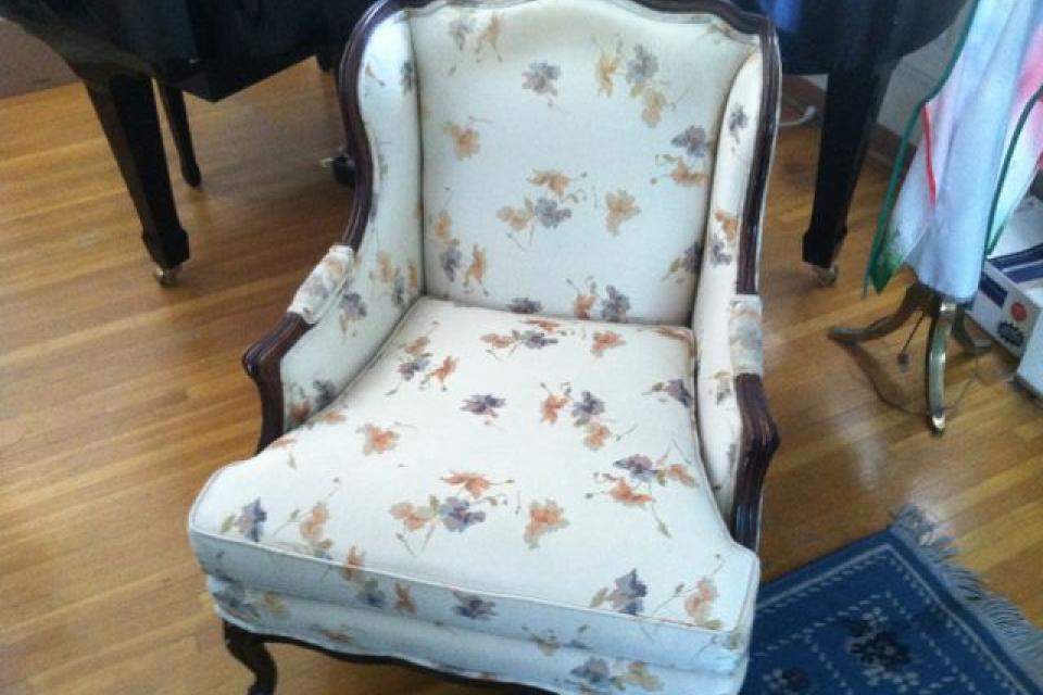 Henredon Chair Large Photo