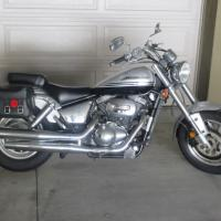 Suzuki Marauder 800cc 2003 Photo