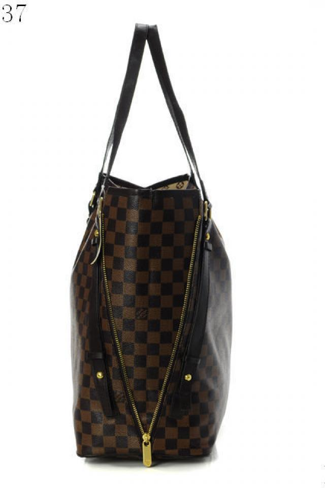 LV Louis Vuitton damier Neverfull  Photo