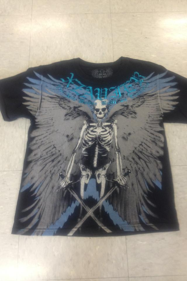 Xavier by Affliction Sz. Youth Large Photo
