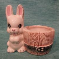 bunny planter Photo