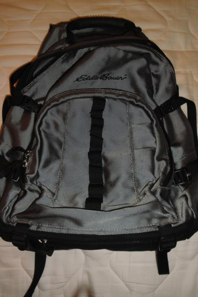 Eddie Bauer Backpack Photo