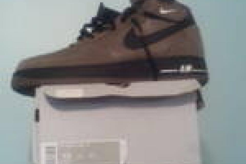 mens  nike air force 1s Large Photo