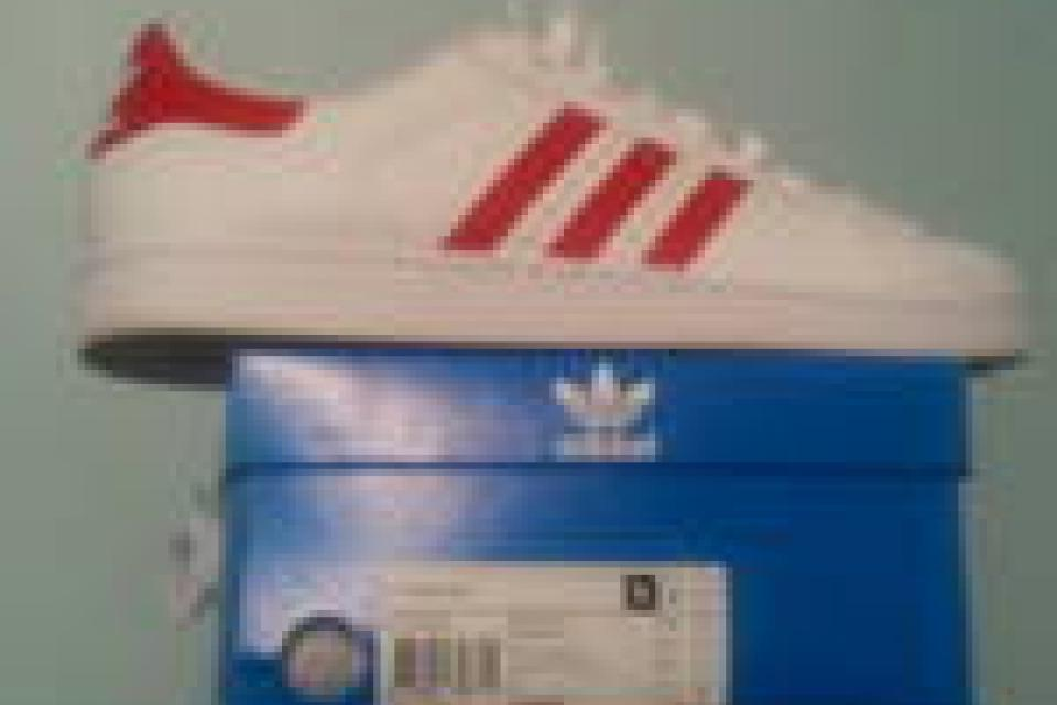 adidas shell toes sz13 Large Photo
