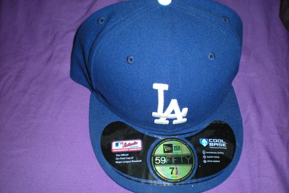 LA Dodgers Fitted hat Large Photo