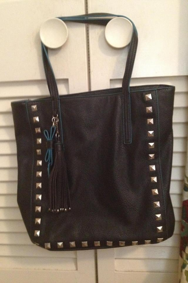Christian Audigier Tote - barely used Photo