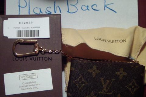 Louis Vuitton Monogram Coin Purse/Pouch Photo